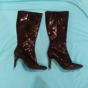 Georgous Knee High Boots 9